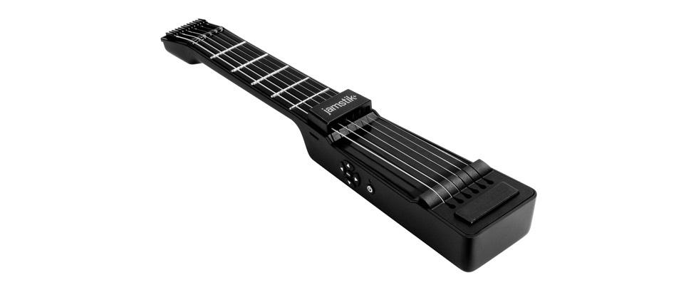 Leer gitaar spelen met de Jamstik+
