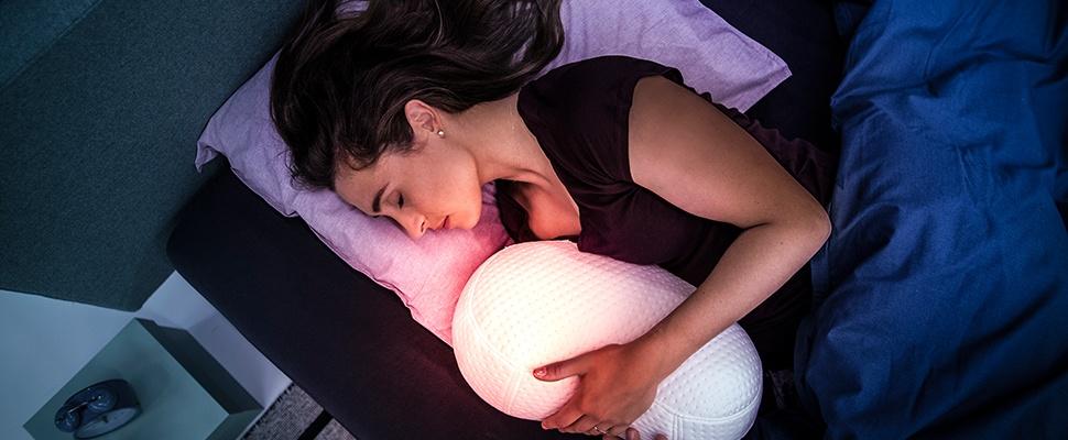 Slim kussen Somnos voor goede nachtrust