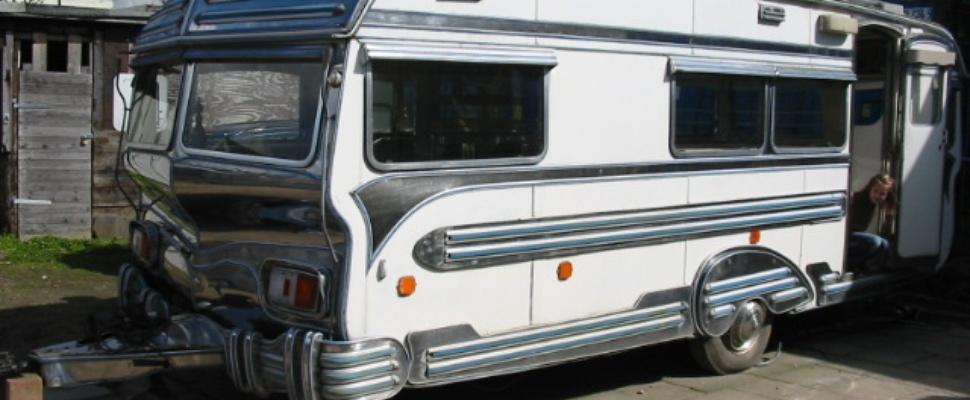 Elvis caravan te koop op computer idee - Caravan ingericht ...