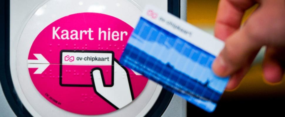 Gratis reizen met trein door lek ov-chipkaart
