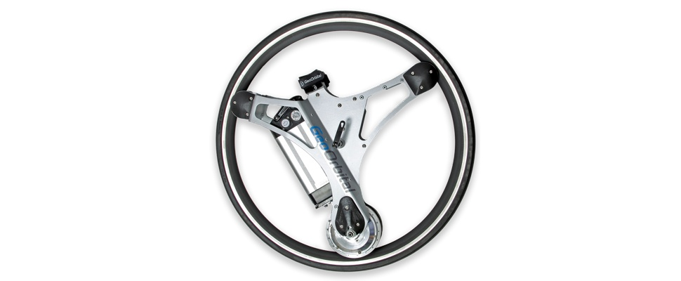GeoOrbital Wheel maakt iedere fiets elektrisch
