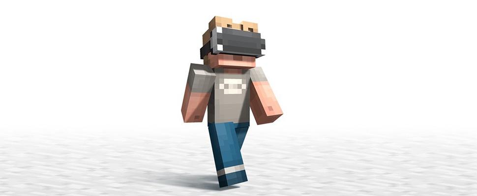 Mixed reality-ondersteuning voor Minecraft