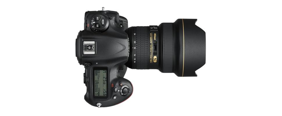 Nikon D5 heeft iso-bereik tot maximaal 3,2 miljoen