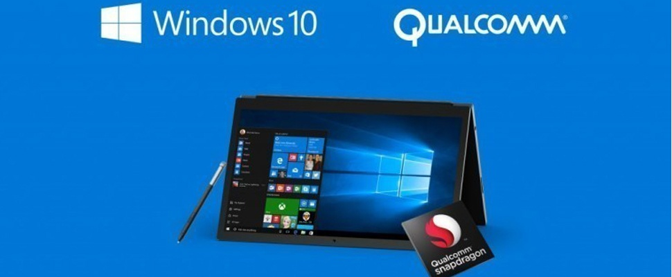 Windows 10-computers met mobiele processor eind 2017 uit