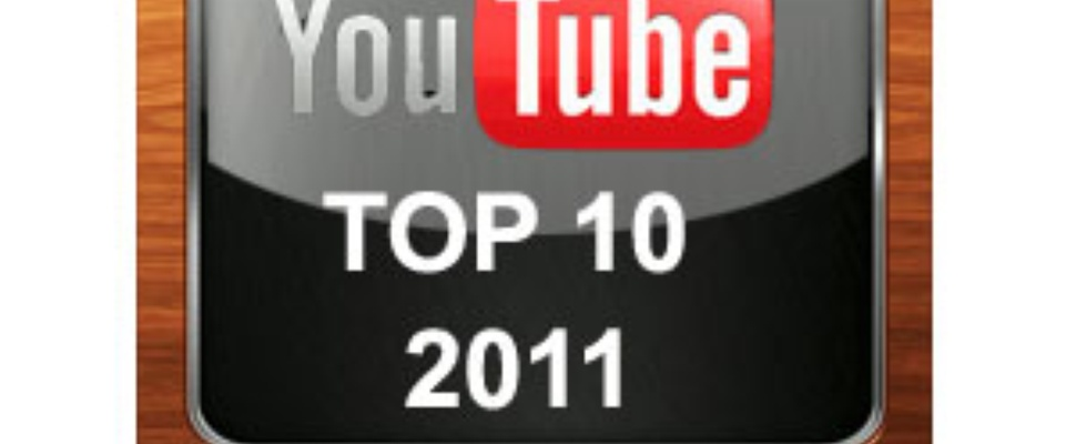 YouTube top 10 2011