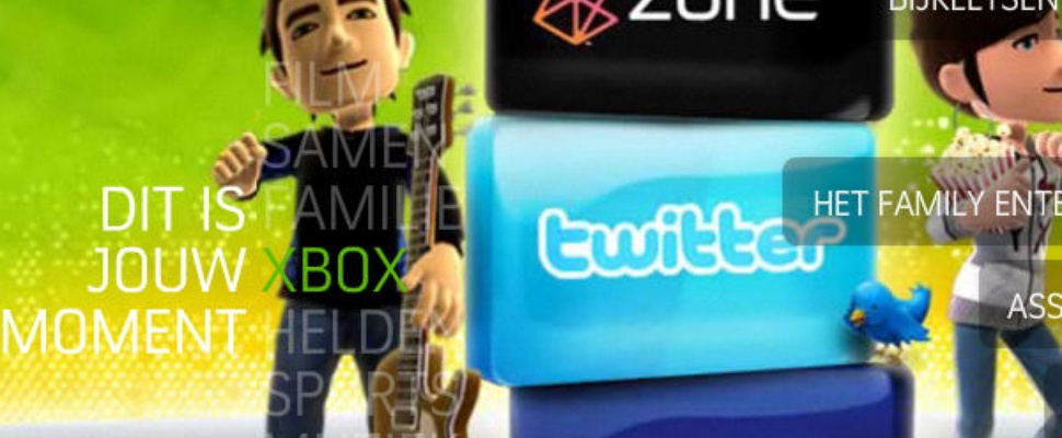 Al twee miljoen Facebook-gebruikers via Xbox Live