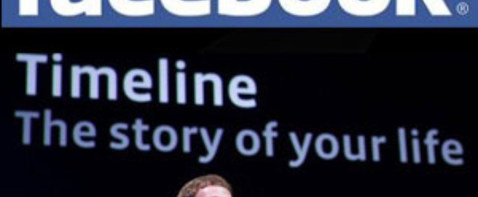 Facebook Timeline geen keuze meer