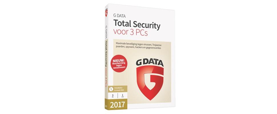 Win een Total Security-pakket van G Data