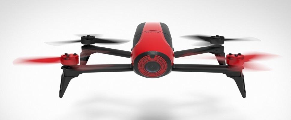 Parrot komt met tweede Bebop Drone