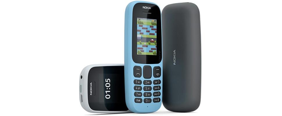 Spotgoedkope Nokia 105 en Nokia 130 onthuld