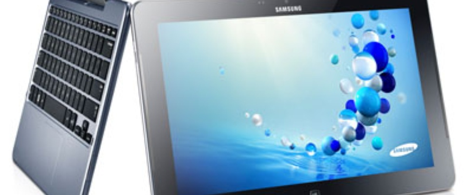 Samsung ATIV Smart PC Pro op IFA 2012