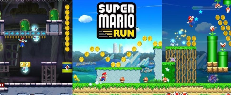 Super Mario Run vanaf donderdag ook op Android