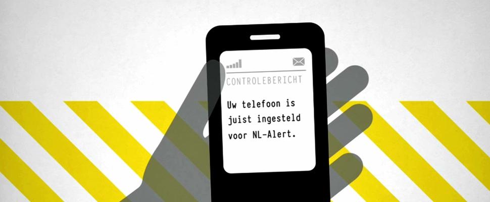 Hoe stel je NL-Alert in op je smartphone?