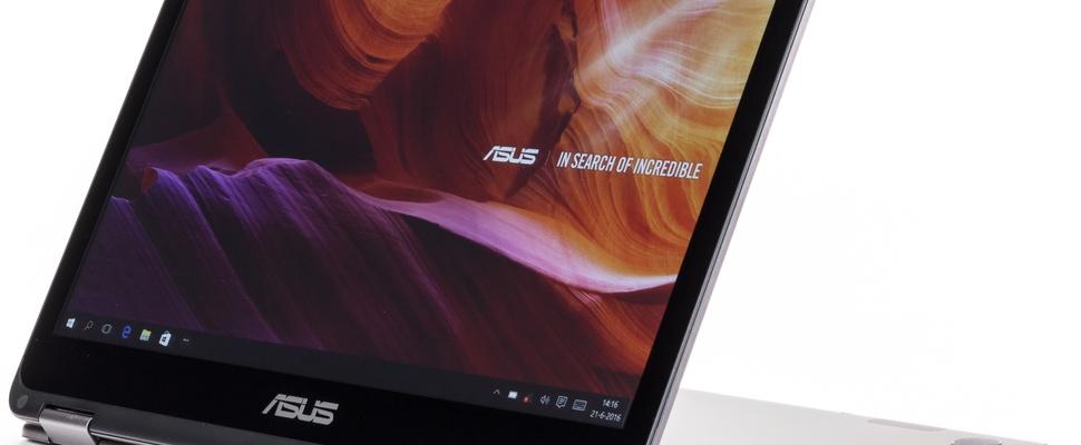 Review: Asus Zenbook Flip UX360CA-C4041T