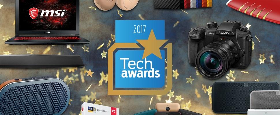 De Tech Awards 2017