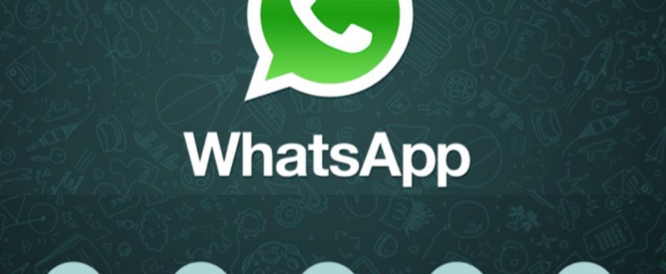 WhatsApp rolt belfunctie ook voor iPhone uit
