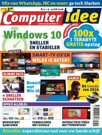 Computer Idee magazine 2016-5