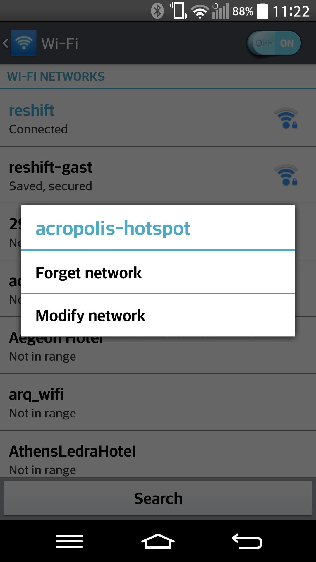 wifi kanaal kpn