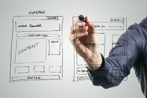 design webpagina