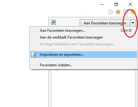 9af9d0338ec Je krijgt hier een nieuw venster te zien. Kies daarin uit 'Vanuit een  bestand importeren'. Let op: Je ziet hier ook de optie 'Importeren vanuit  een andere ...