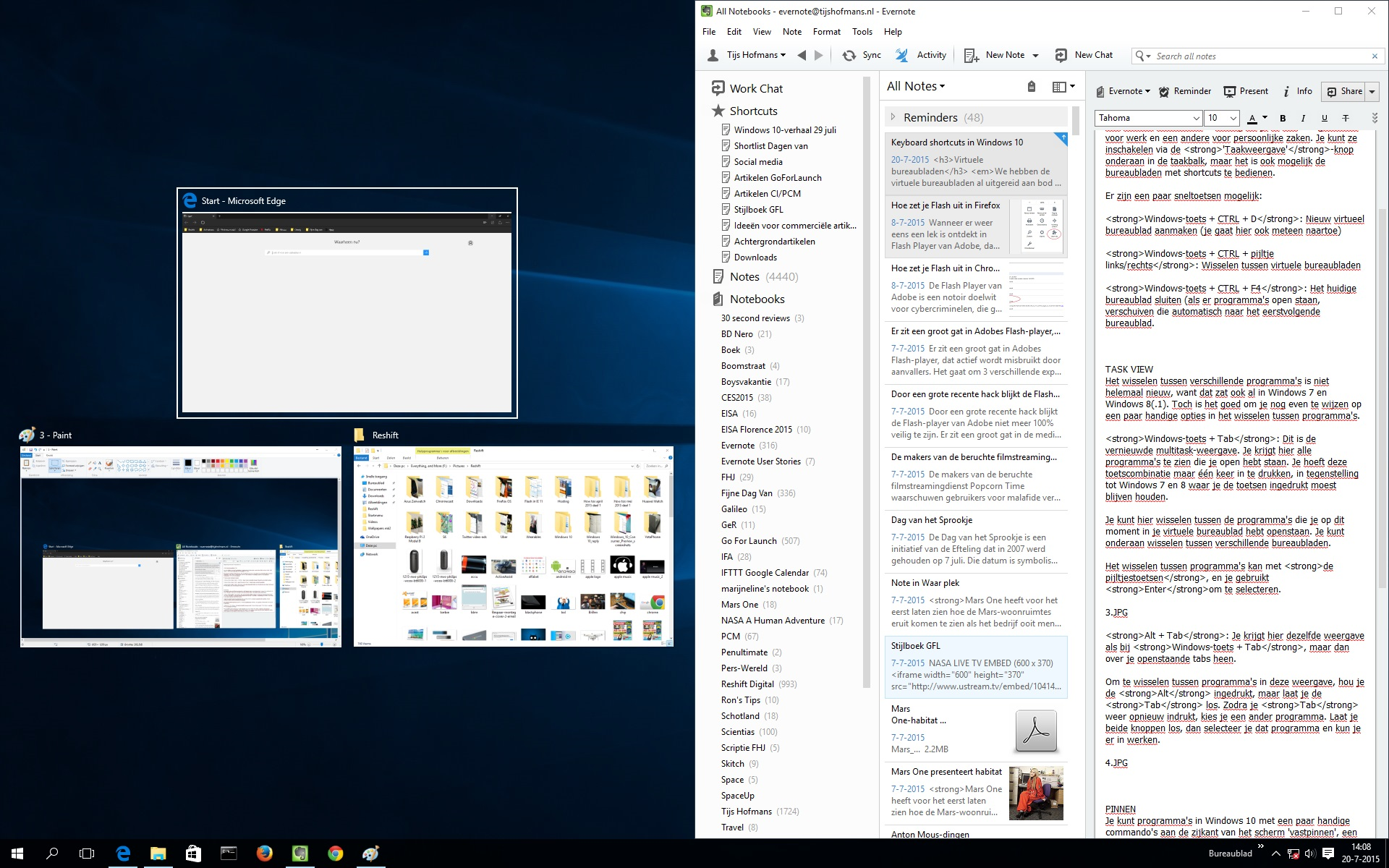 muis doet het niet meer windows 10
