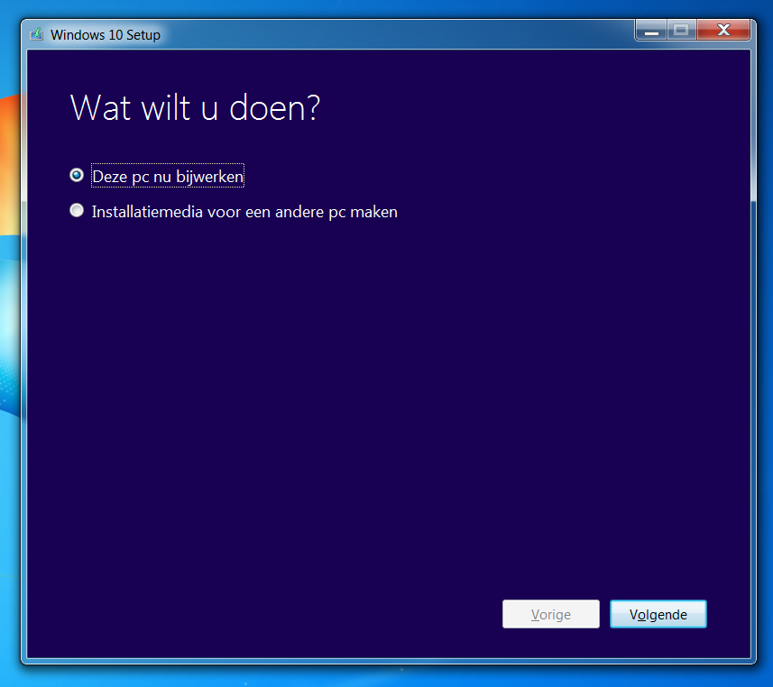 terug windows 10 naar windows 7