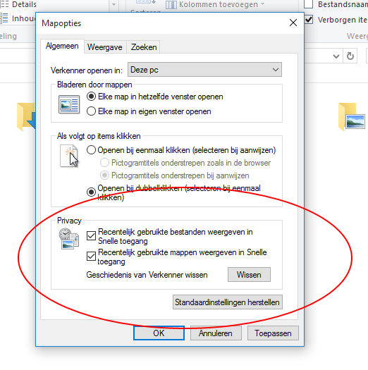 taakbalk verdwenen windows 10