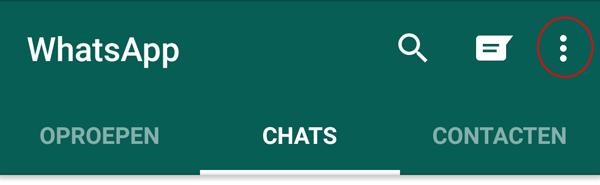 Hoe kan ik een whatsapp groep aanmaken en beheren ccm ermelo - Hoe te beheren ...