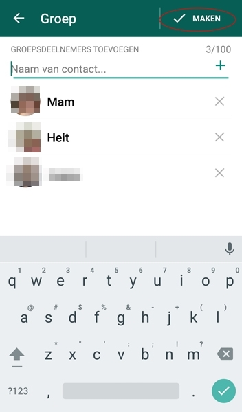 Hoe kan ik een whatsapp groep aanmaken en beheren computer idee - Hoe te beheren ...
