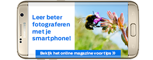 Leer  beter fotograferen met je smartphone!