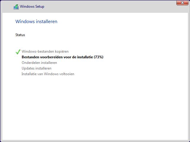schrijf programma voor windows 10