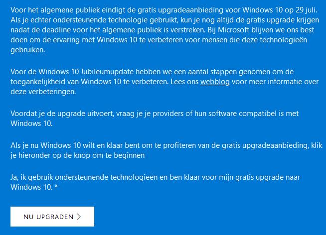 Windows 10 Start Niet Op na Upgrade, Wat Nu? - …