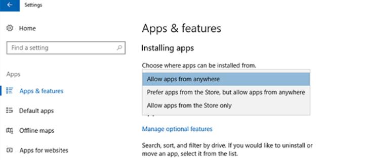windows 10 installeren van cd