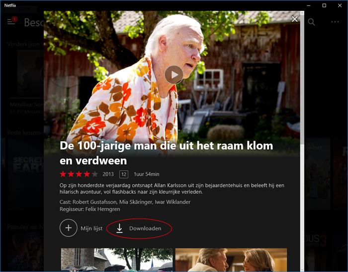 Netflix-films en series downloaden op Windows 10   Computer Idee