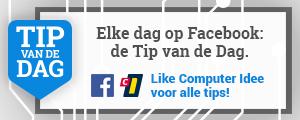 Elke dag de slimste tips op facebook!