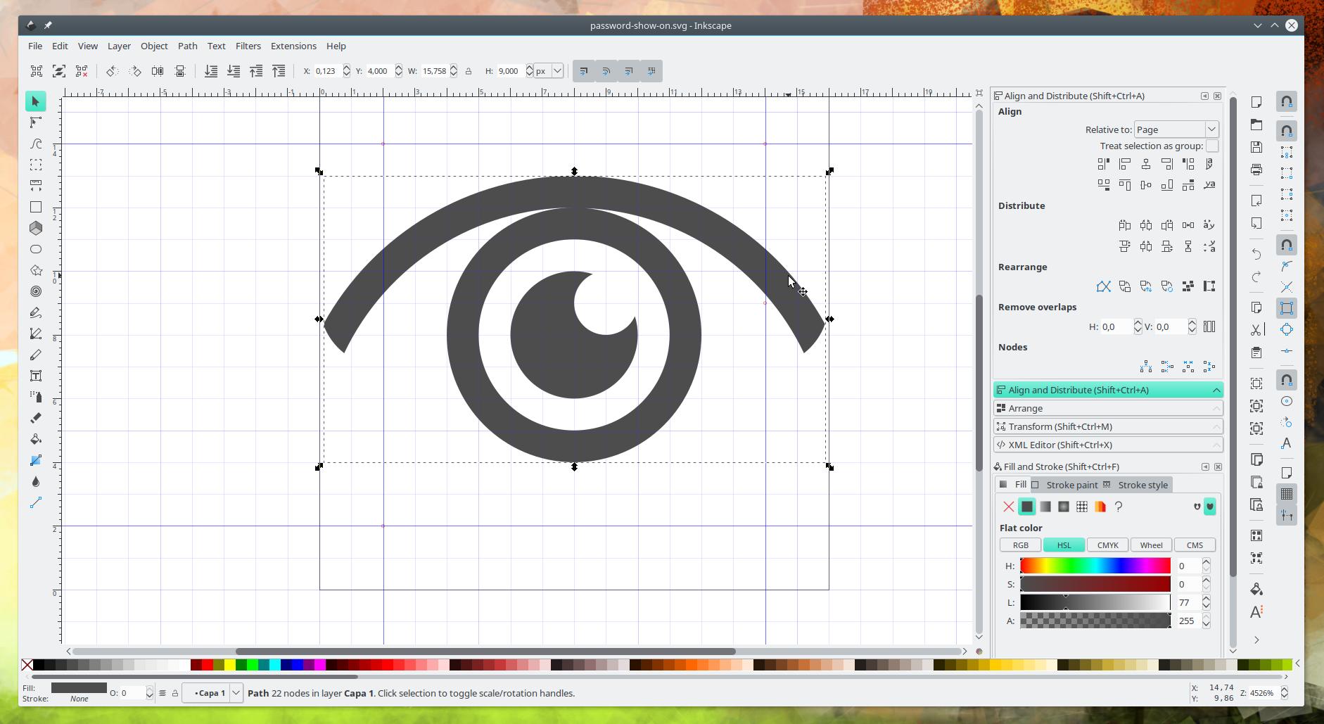 Logo maken met Inkscape (1) | Computer Idee