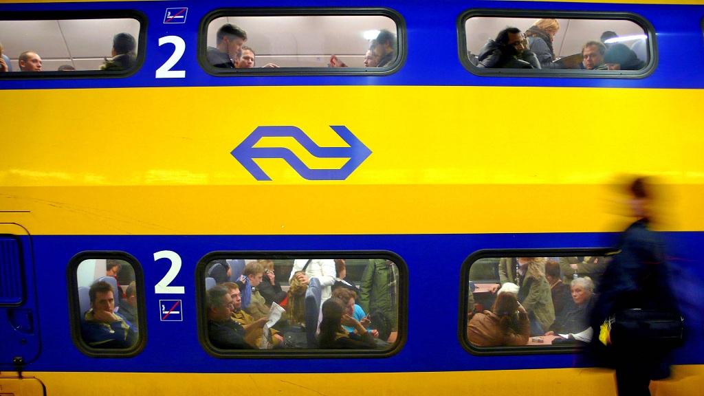 nederland verstookt ruim 42 terabyte per maand in de trein