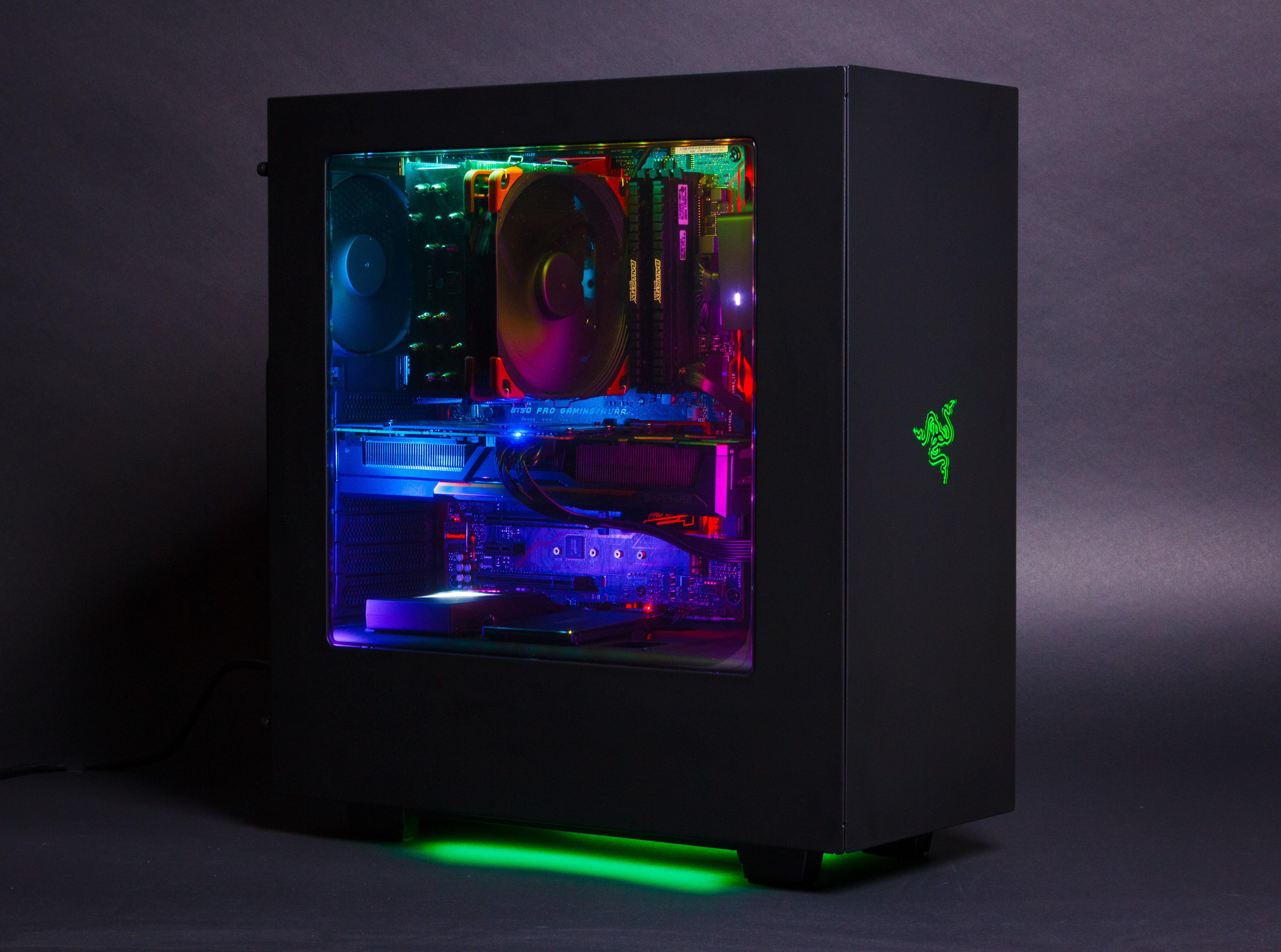 Review Nzxt Hue Advanced Pc Lighting Computer Idee