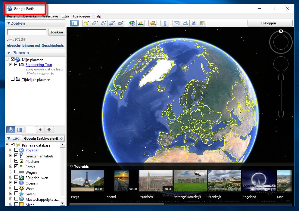 google earth download for windows phone