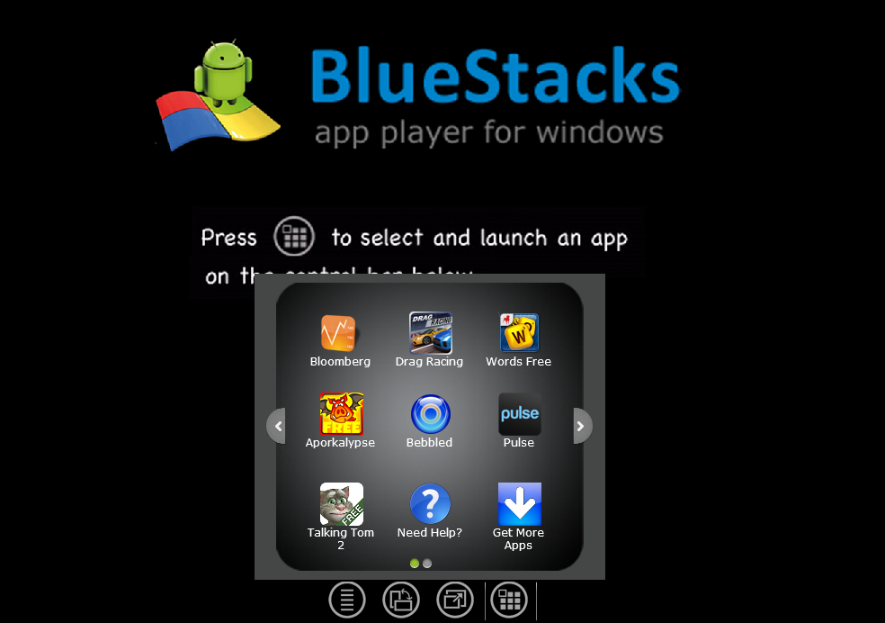 bluestacks app player gratis downloaden computer idee. Black Bedroom Furniture Sets. Home Design Ideas