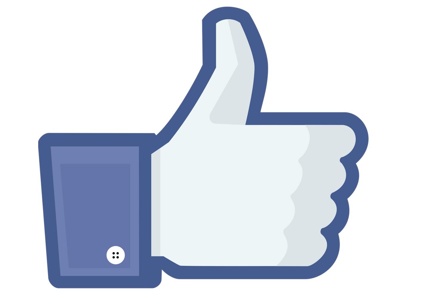 Facebook schrapt privacyoptie die gebruikers 39 onvindbaar for Facebook logo ufficiale