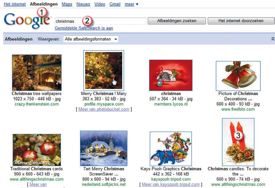 Favoriete Maak online een (kerst)menukaart | Computer Idee &AJ09