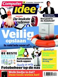 Afbeeldingsresultaat voor computer idee magazine nederland cover