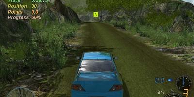Stunt Rally - Een racegame met een schat aan parcoursen
