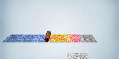 Farsh -  Perzisch tapijtspel