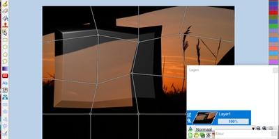 LazPaint - Een veelzijdige fotobewerker en tekenprogramma