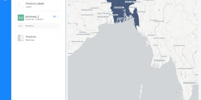 Carto - Visualiseer gegevens op de wereldkaart