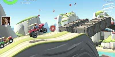 MMX Hill Dash 2 - Breng je autootje heelhuids naar de finish