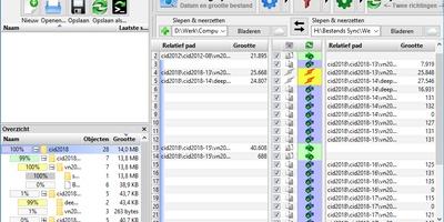 FreeFileSync - Maak volautomatisch back-ups van bestanden en mappen