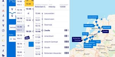 NS Reisplanner Xtra - Altijd de meest recente treintijden ... | 400 x 200 jpeg 34kB